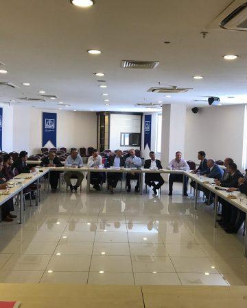 Serkonder 1. Genişletilmiş İstişare Toplantısı, 20.04.2019 tarihinde üyelerin geniş katılımlarıyla Antalya'da gerçekleştirildi.